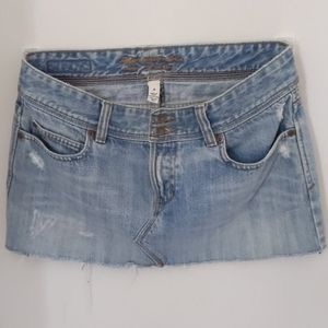 Abercrombie and Fitch Mini Skirt Size 4